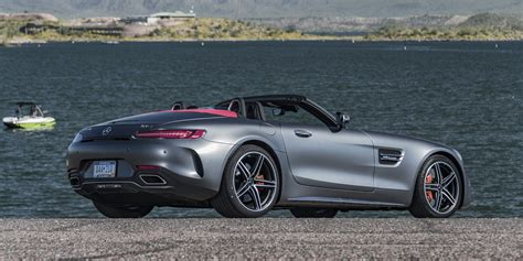 Review Mercedes Amg Gt by 2017 Mercedes Amg Gt C Roadster Review Caradvice