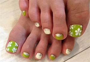 Images Of Cute Toenail Designs For Spring Golfclub