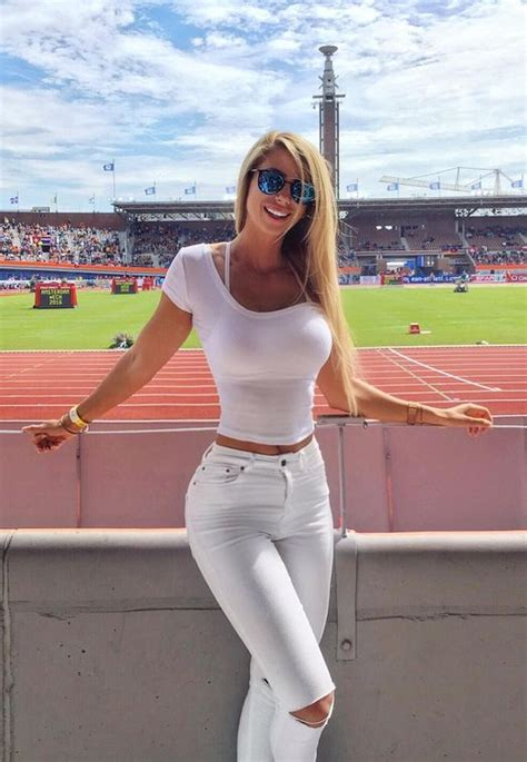 """Justperfectness """" Perfect Tight Blonde """" Fit Girls"""