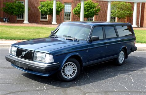 Used Volvo Wagons not just a used car 88 volvo 240 dl wagon mint2me