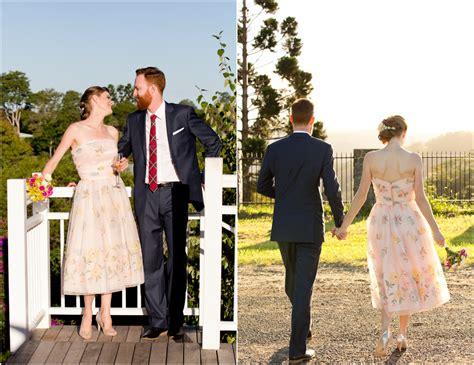 Preppy Outdoor Wedding