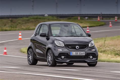 Smart Fortwo 2017 by 2017 Smart Brabus Fortwo Review Gtspirit