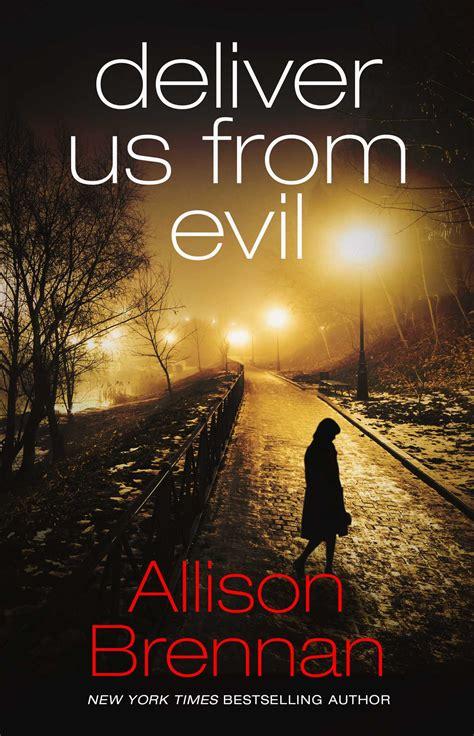 deliver   evil   allison brennan official