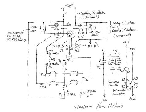 How Wire Single Phase Motor Starter Impremedia