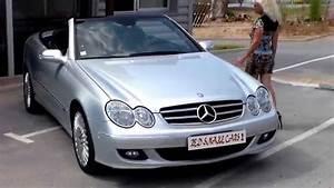 Mercedes Clk Cabriolet : mercedes clk cabriolet 200 kompressor 2006 youtube ~ Medecine-chirurgie-esthetiques.com Avis de Voitures