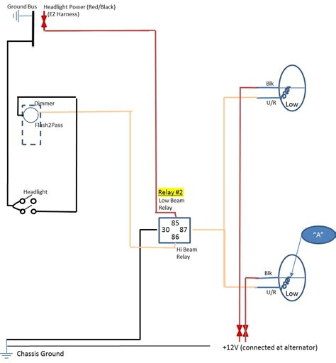 Relay Could Use Some Help What Should Simple Led