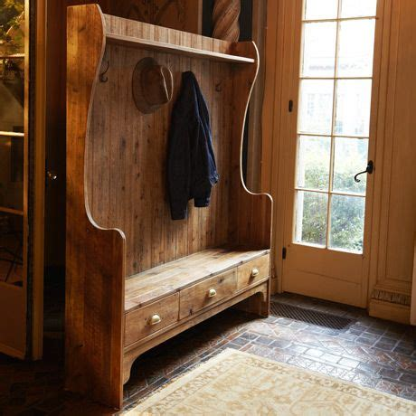 Foyer Coat Rack by Coat Rack Bench From Arhaus House