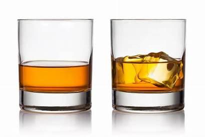 Bourbon Whiskey Scotch Neat Glass Rocks Difference
