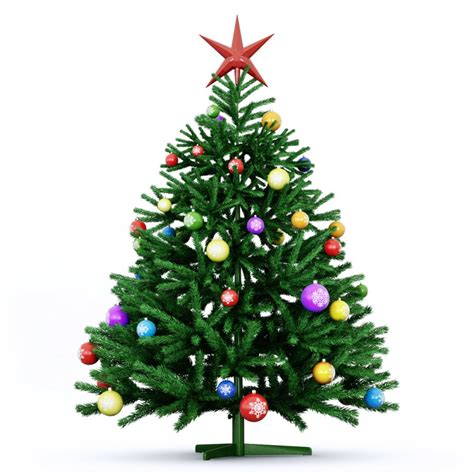 christmas tree 3d model cgstudio
