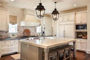 brick backsplashes for kitchens kitchen with brick backsplash cottage kitchen