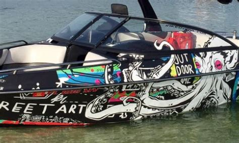 Model Boat Graphics by Boat Graphics And Lettering Services