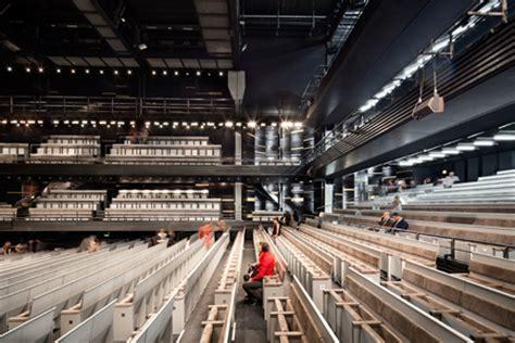 le silo plan de salle avenir des silos ordre des architectes du qu 233 bec