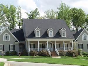 Old Country House Plans with Porches