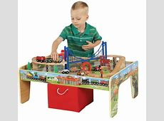 Walmart 50Piece Train Set and Activity Table Only $37