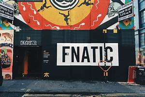 Fnatic opens BUNKR esports pop-up shop in London - Esports ...
