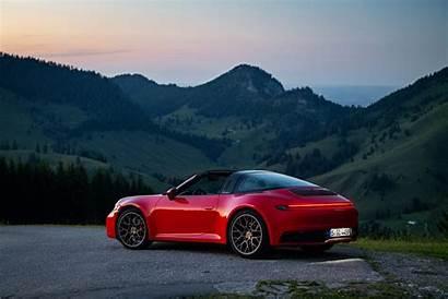 Targa Porsche 911 4s 992 Versions Guide