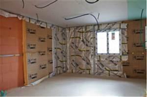 Isolation Mur Intérieur : isolation des murs par l 39 interieur ~ Melissatoandfro.com Idées de Décoration