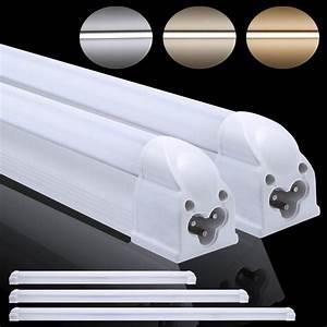 Led Leuchtstofflampe Komplett : oubo led leuchtstoffr hre komplett 90cm t8 tube r hrenlampe leuchtstofflampe warmwei ~ Eleganceandgraceweddings.com Haus und Dekorationen