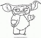 Gremlins Coloring Pages Drawing Gizmo Valerie Printable Sketch Template Mogwai Popular Getdrawings Getcolorings sketch template