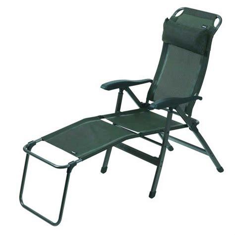 chaise trigano fauteuil de cing repose pied pour fauteuil en alu cedre