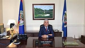 Belize Assumes the Chair of the OAS Permanent Council ...