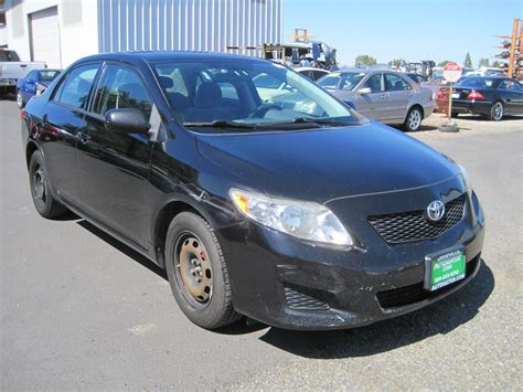 2009 Toyota For Sale by 2009 Toyota Corolla Le Le For Sale Stk R16462