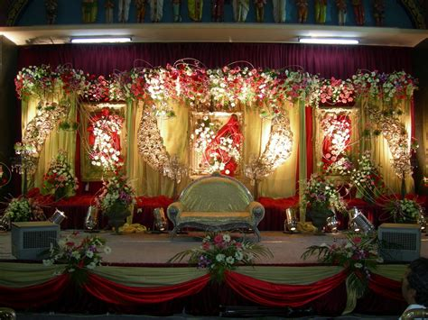 indian wedding sets stage designs