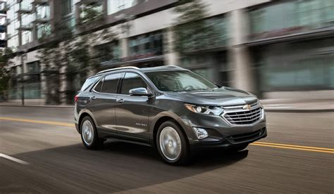 2019 Chevy Equinox Gets New Colors, New Tech, And A Whole