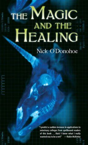 magic   healing crossroads   nick odonohoe reviews discussion bookclubs lists
