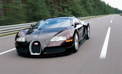 2006 Bugatti Veyron 16.4 Road Test