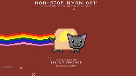 Rainbow Toast Nyan Cat Easter Egg Youtube