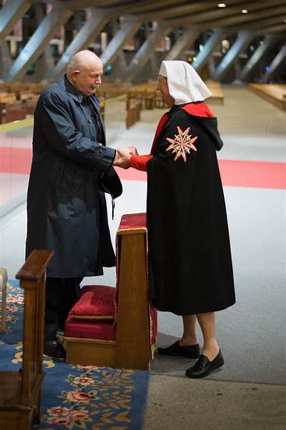Order Malta Lourdes Pilgrimage Orderofmalta 60th