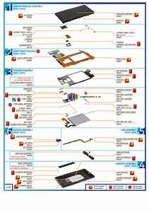 Image Components Inside The Nokia Lumia 928