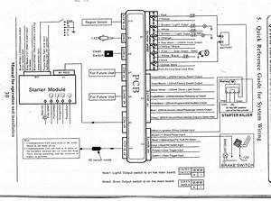 Ford Focus Mk1 Central Locking Wiring Diagram