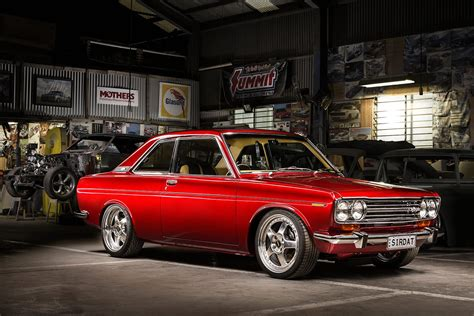 Datsun Coupe by Elite Level Turbo 1969 Datsun 1600 Sss Coupe Sirdat