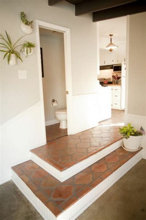 25 best ideas about terracotta floor on
