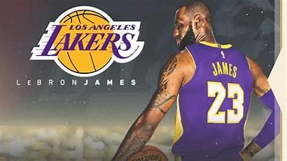 Lebron Lakers James Wallpapers Desktop Basketball Iphone