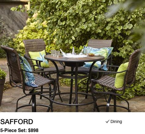 shop patio furniture dining collections  lowes
