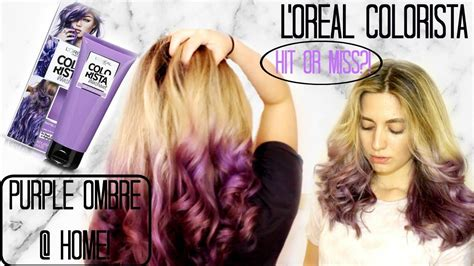 Purple Wash Out Hair Color  Best Hairstyles 2018