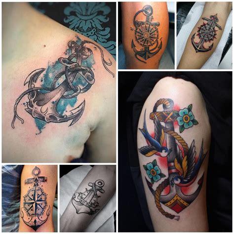 tattoos männer rücken ber 100 ideen und inspirationen fr ein cooles anker