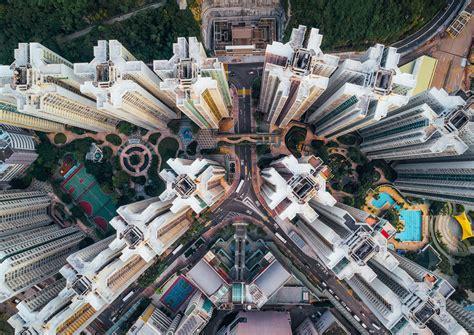 striking images  hong kongs iconic walled city awol