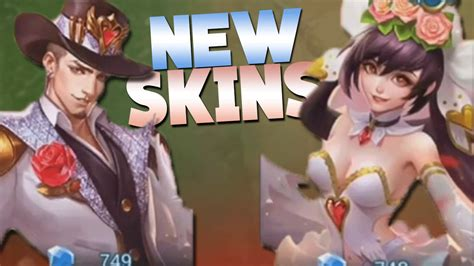 Mobile Legends New Skins Update Clintlayla Yi Sun Shin