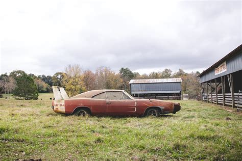 rare cars abandoned  owners
