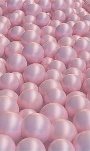 Pink Pearl Background Digital Art by Allan Swart