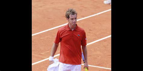 2762 richard gasquet pictures from 2010. Roland-Garros 2010 - Richard Gasquet a frôlé un nouvel ...