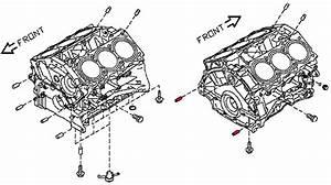 Nissan 370z Engine Block