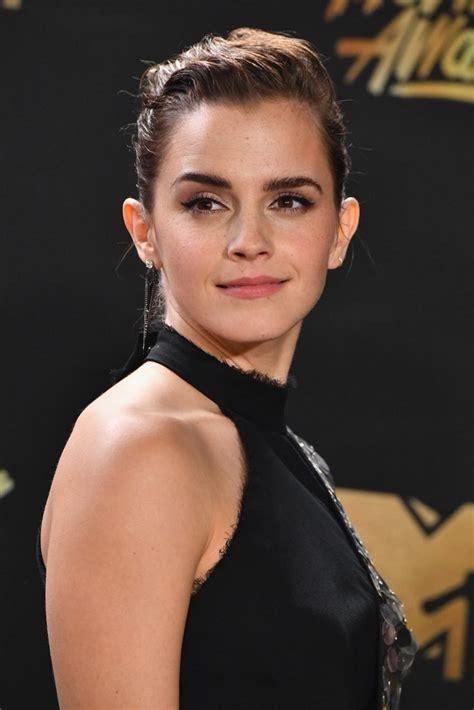 Emma Watson Beauty Mtv Movie Awards The Italian Reve