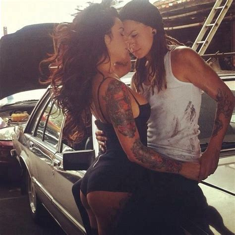Whitney And Sara The Real L Word Just Love Pinterest Sexy Girls And The Mechanic