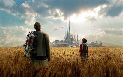 Tomorrowland Movies Wallpapers 4k Desktop Children Background
