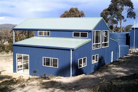 Aus Sheds by Lodges And Livable Barns Ranbuild